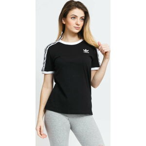 adidas Originals 3 Stripes Tee černé XL