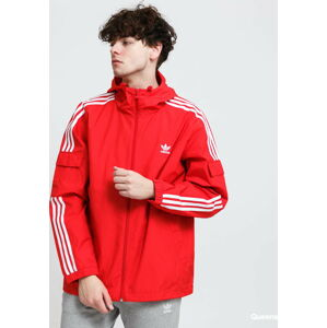 adidas Originals 3-Stripes WB FZ červená XXL
