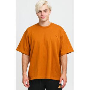 adidas Originals C Tee tmavě oranžové