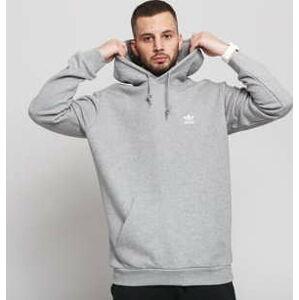 adidas Originals Essential Hoody melange šedá XXL