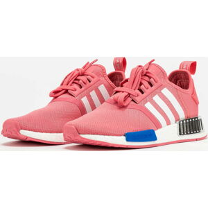 adidas Originals NMD_R1 W hazy rose / cloud white / glow blue EUR 42
