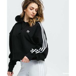 adidas Originals Short Hoodie černá L