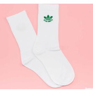 adidas Originals Stan Smith Trefoil Socks bílé XL