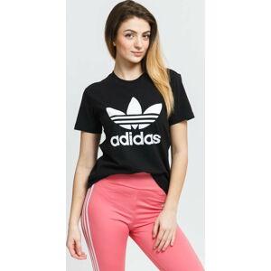 adidas Originals Trefoil Tee černé XL