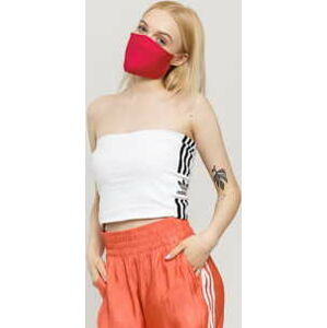 adidas Originals Tube Top bílý XL