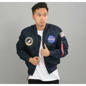 Alpha Industries MA - 1 VF NASA navy XXL