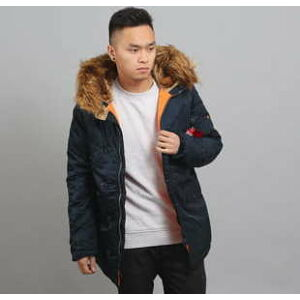 Alpha Industries N3B VF 59 navy S