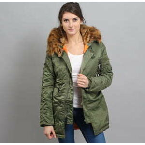 Alpha Industries N3B VF 59 WMNS olivová L