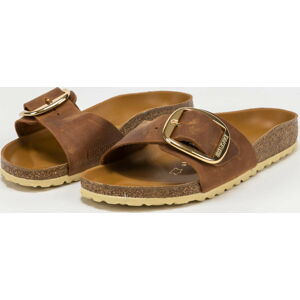 BIRKENSTOCK Madrid Big Buckle cognac EUR 36