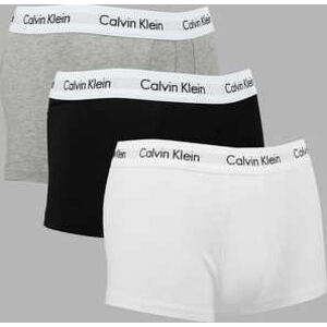 Calvin Klein 3Pack Trunks Cotton Stretch C/O L