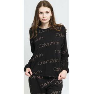 Calvin Klein LS Sweatshirt černá L