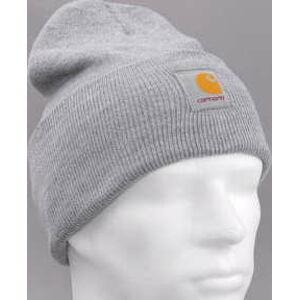 Carhartt WIP Acrylic Watch Hat melange šedý