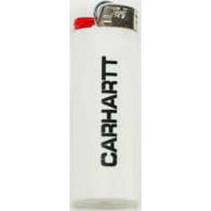 Carhartt WIP Bic Lighter bílý