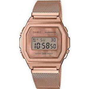 "Casio A1000MPG-9EF ""Vintage Premium"" růžově zlatá"