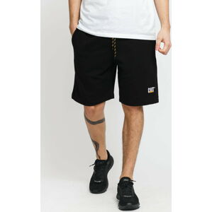 CATERPILLAR Cat Basic Sweatshorts černé L