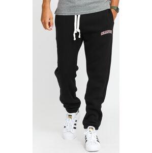 Champion Elastic Cuff Pants černé