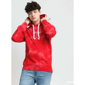 Champion Hooded Sweatshirt červená XL