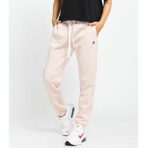 Champion Rib Cuff Pants světle růžové