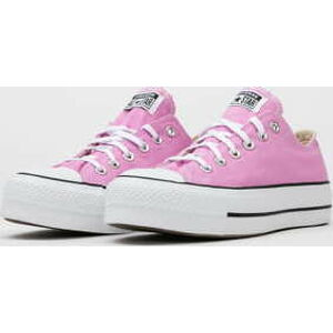 Converse Chuck Taylor All Star Lift OX peony pink / white / black EUR 41