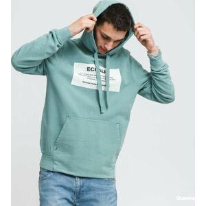 Ecoalf M Mandioralf Patch Sweatshirt zelená XL