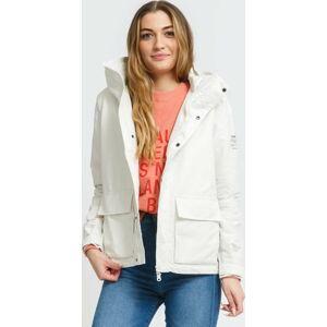 Ecoalf W Reefalf Jacket krémová L