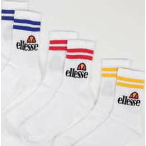 ellesse Pullo 3Pack Socks bílé EUR 43-46.5