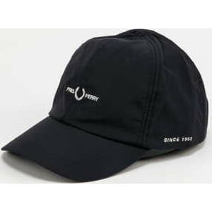 FRED PERRY Sports Twill Cap navy