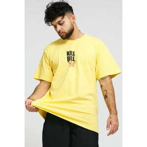HUF Kill Bill Versus Tee žluté XL