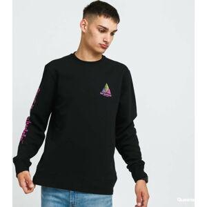 HUF Prism Crewneck černá XL