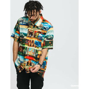HUF Stages Resort SS Shirt multicolor XL
