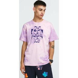 HUF Wasted Darling T-Shirt růžové / fialové XL