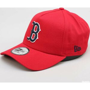 New Era 940 Washed Aframe Boston Red Sox červená