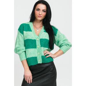 JJ XX JXbonnie  Cardigan Knit zelený