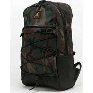 Jordan All Grounds Backpack camo zelený / černý