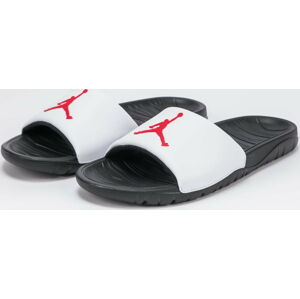 Jordan Break Slide black / university red - white EUR 48.5