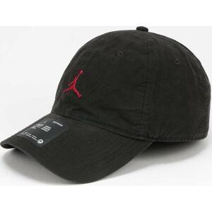Jordan H86 Jumpman Washed Cap černá