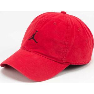 Jordan Jordan H86 JM Washed Cap červená