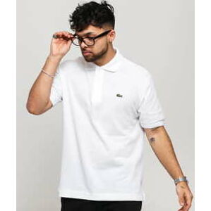 LACOSTE Men's Polo T-Shirt bílé L