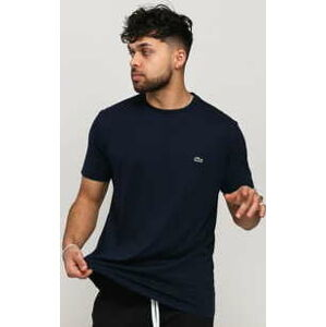 LACOSTE Men's T-Shirt navy S