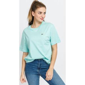 ACOSTE W Crew Neck Premium Cotton T-shirt mentolové