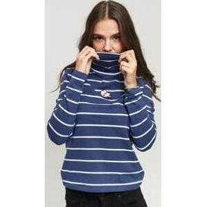 LAZY OAF Lazy Oaf X Mr. Men Mr. Lazy Stripy Top navy / bílé M