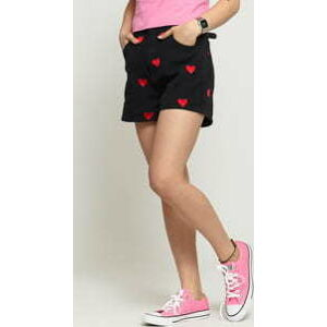 LAZY OAF Love Shorts černé 30