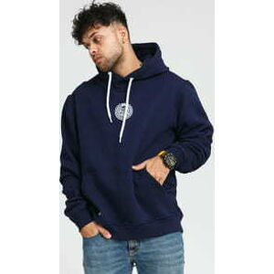 Mass DNM Base Small Logo Hoody navy XL