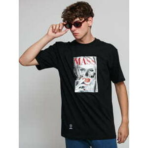 Mass DNM Deadly Look Tee černé S