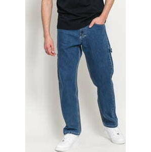 Mass DNM Worker Baggy Fit Jeans blue 34