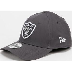 New Era 3930 NFL Gray Pop Raiders tmavě šedá
