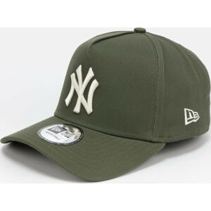 New Era 940 Aframe MLB Colour Essential NY olivová / bílá