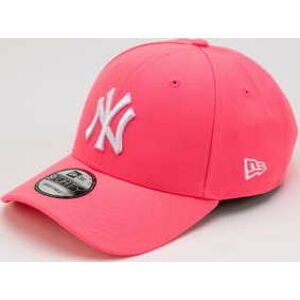 New Era 940 MLB League Essential NY neon růžová