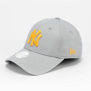 New Era 940W MLB The League Essential NY šedá / neon oranžová