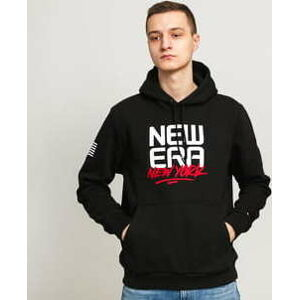 New Era Contemporary Graphic Hoody NY černá L